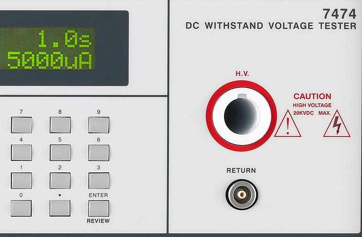 20kvdc high voltage