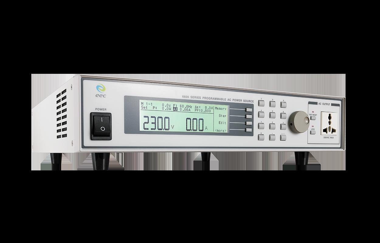 6600 系列可编程交流电源