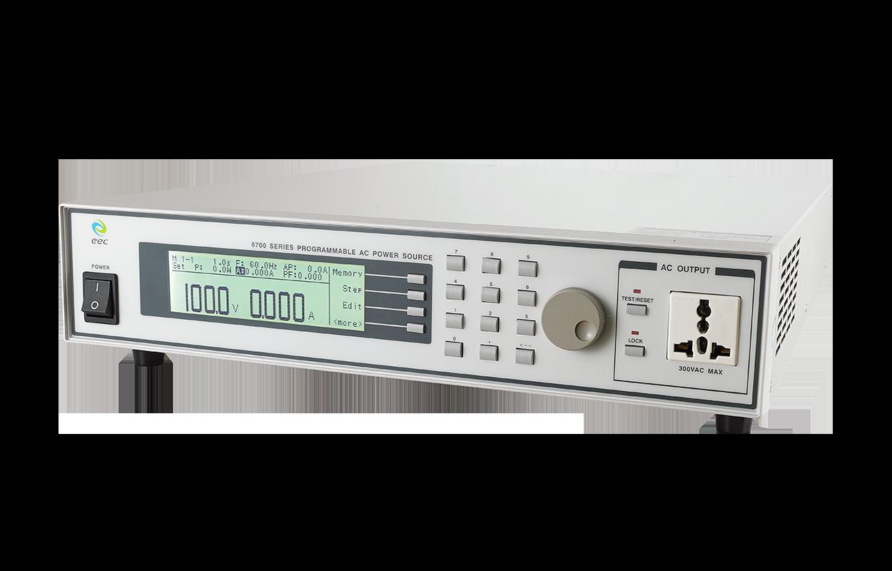 6700 系列线性可编程交流电源