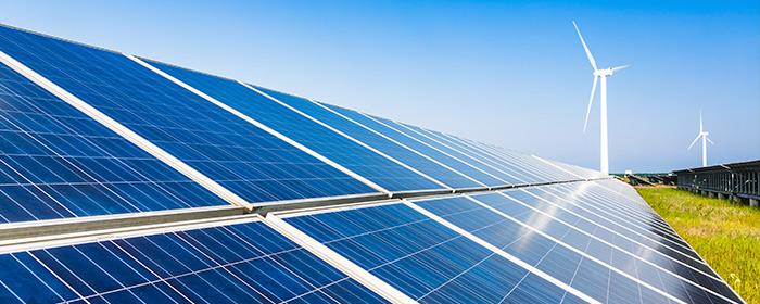 新能源与太阳能产业