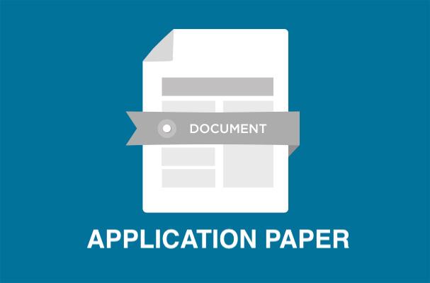 ApplicationPaper